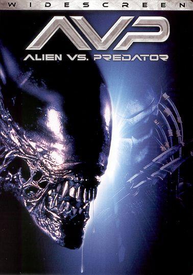 alien vs preadator dvd