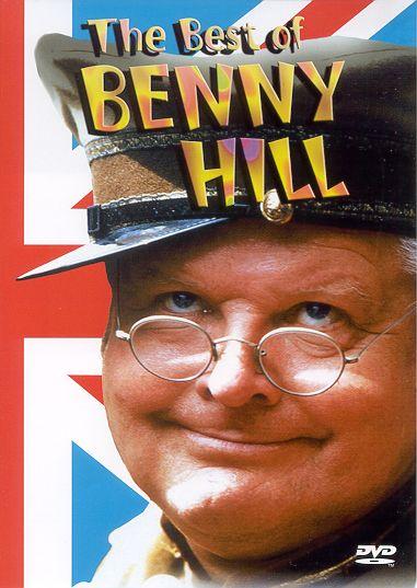 benny hill sax