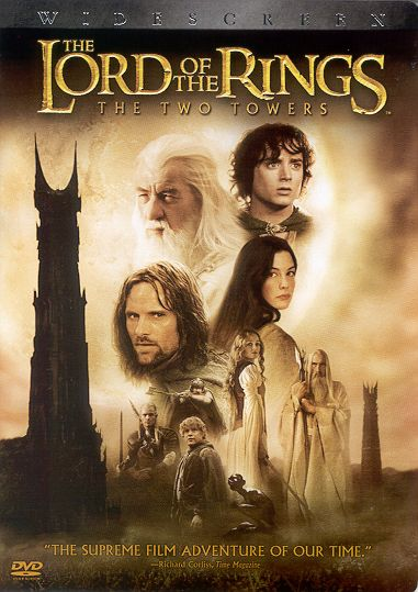 Lord Of The Rings The Two Towers Movie Script