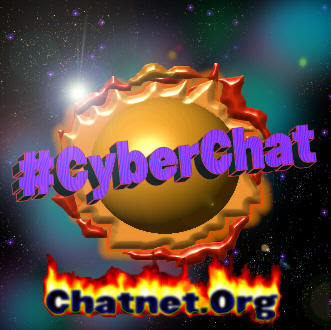 Casper--'s CyberChat Logo Entry, used with permission